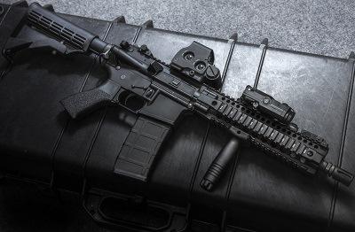 AR-15 Optics Features