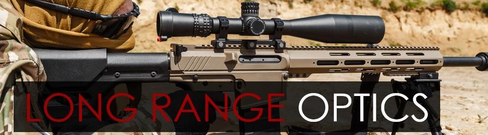 Long Range AR-15 Optics