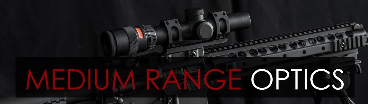 Medium Range AR-15 Optics
