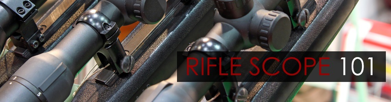 Rifle Scope 101 for Rimfire Rifles