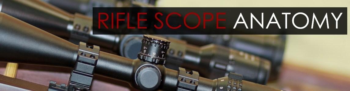 Rifle Scope Anatomy for Rimfire