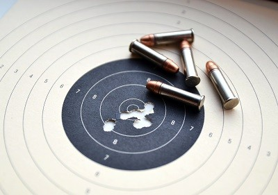 22 LR Target Practice