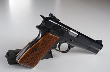 Browning Hi Power 9mm Luger