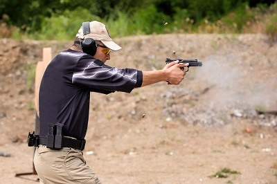 Competition Shooting with a 9mm