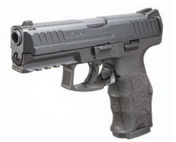 Types Of Handguns 9mm