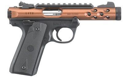 Ruger Mark IV 22-45 Lite