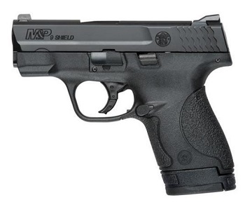 Smith and Wesson Shield 9mm