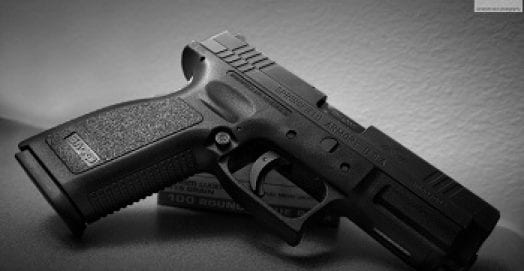 Springfield XD 9MM Semi Auto Handgun
