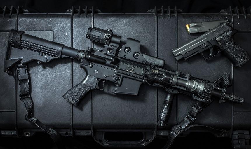 Assault Rifle vs Semi Auto