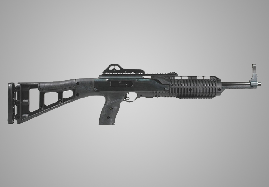 Hi Point 995TS 9mm pistol caliber carbines