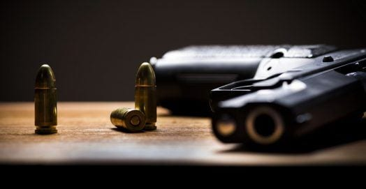 9mm vs 40 caliber firearms