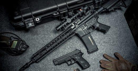 Best AR-15 Scopes Optics Reviews 2017