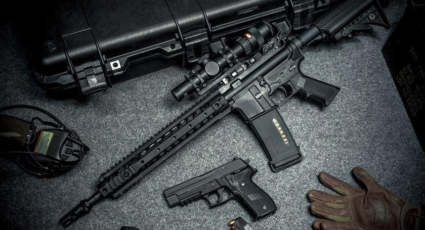Best Ar 15 Scopes Of 2018 Tactical Optics Reviews
