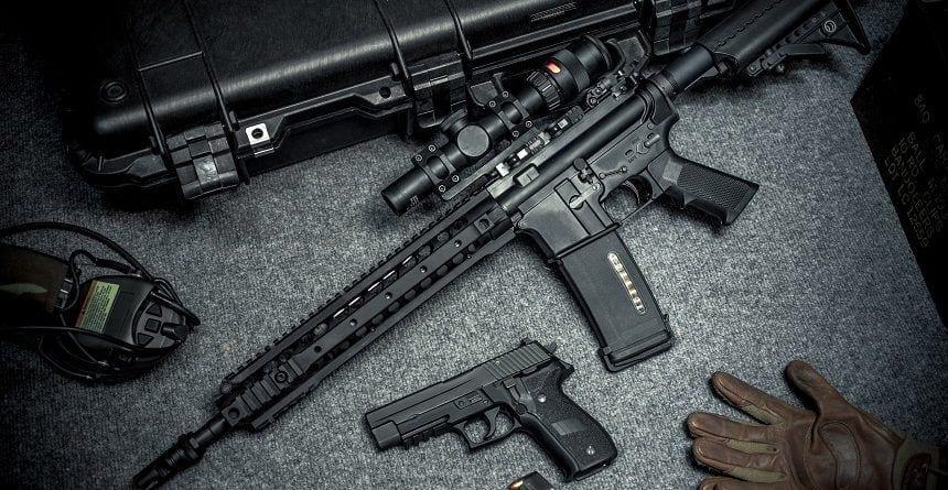 Best AR-15 Scopes Optics Reviews