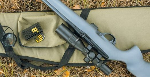 Best Rimfire Rifle Scope For .22LR and .17 HMR