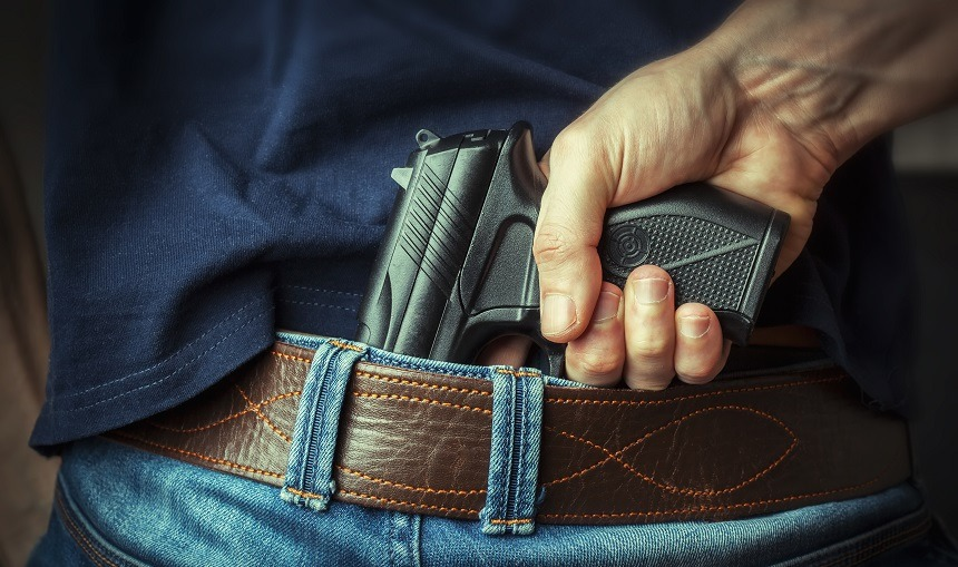 Conceal Carry Reciprocity