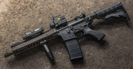 EOTech Reviews Best Holographic Sights
