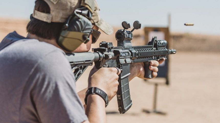 AR-15 Optics Features
