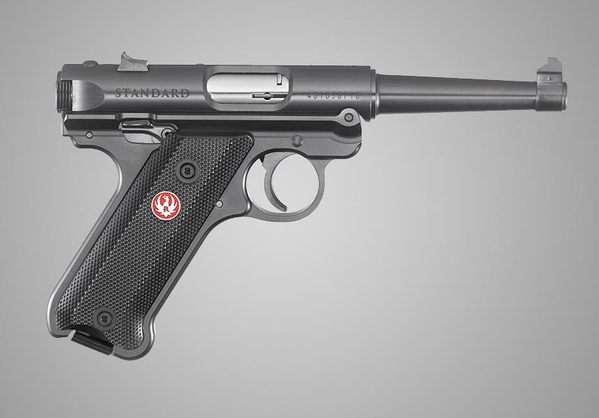 Ruger Mark 4 22 Pistol