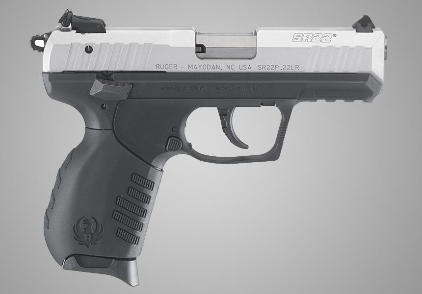 Ruger SR 22 LR Pistol