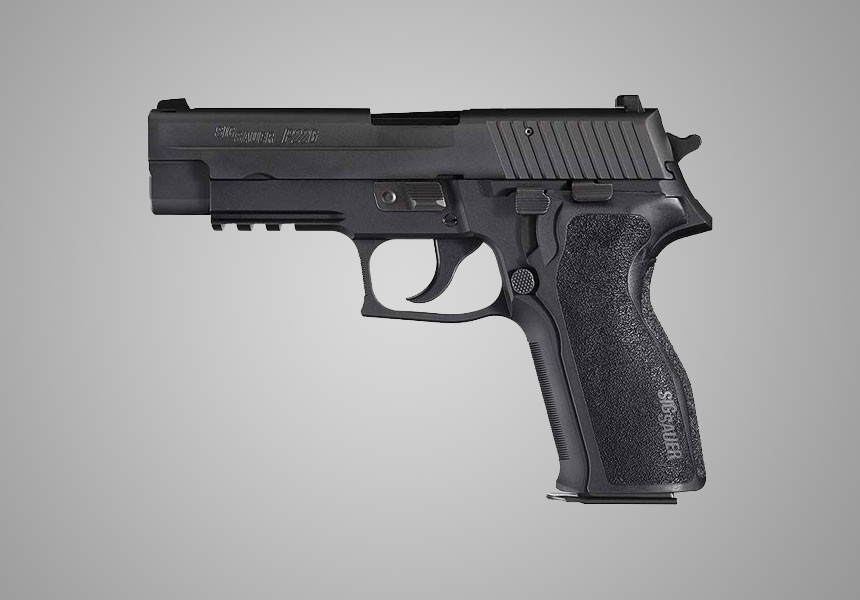 Sig P226 best 9mm Full Size