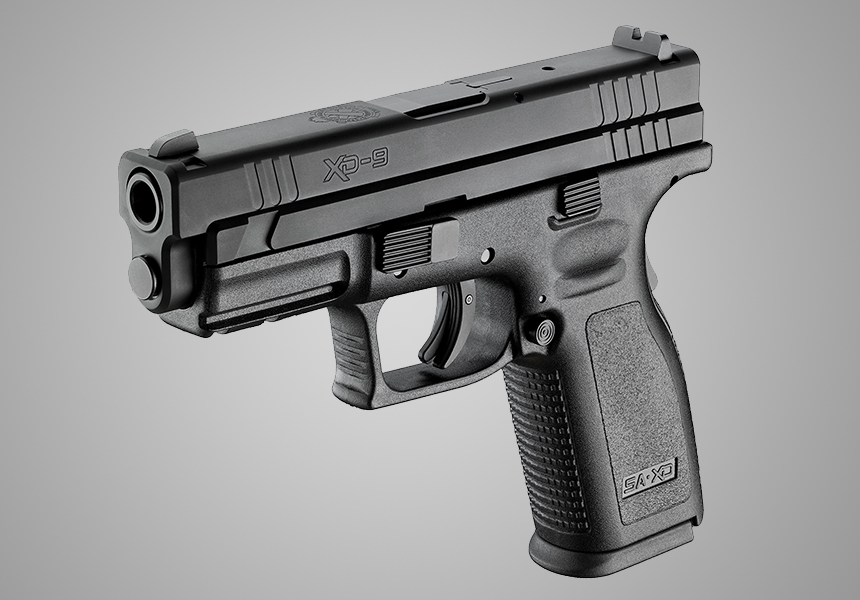 Springfield XD best 9mm pistol