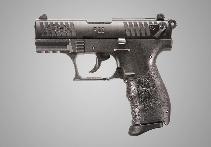 Walther P22 Semi Auto
