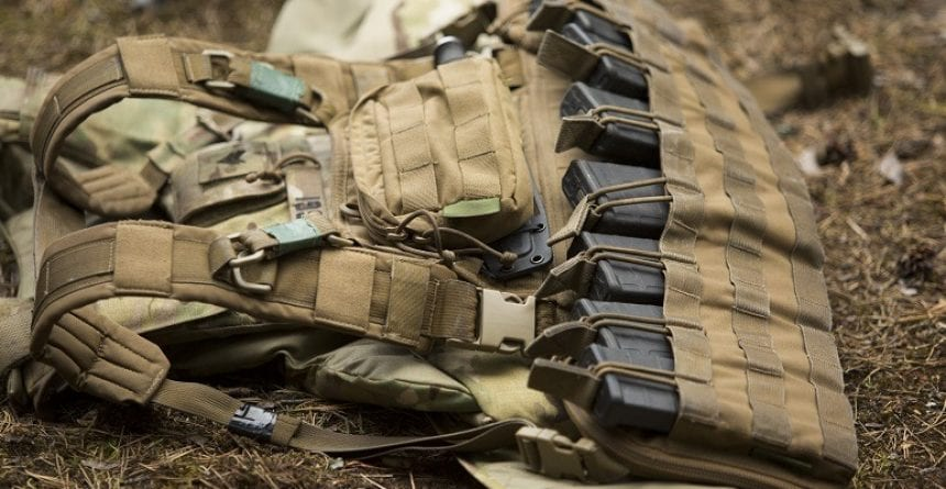 4dcbfa58ead20 Best Tactical Vests For the Money in 2019: Cross Draw & Chest Rig Reviews