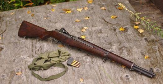 M1 Garand WWII Rifle History