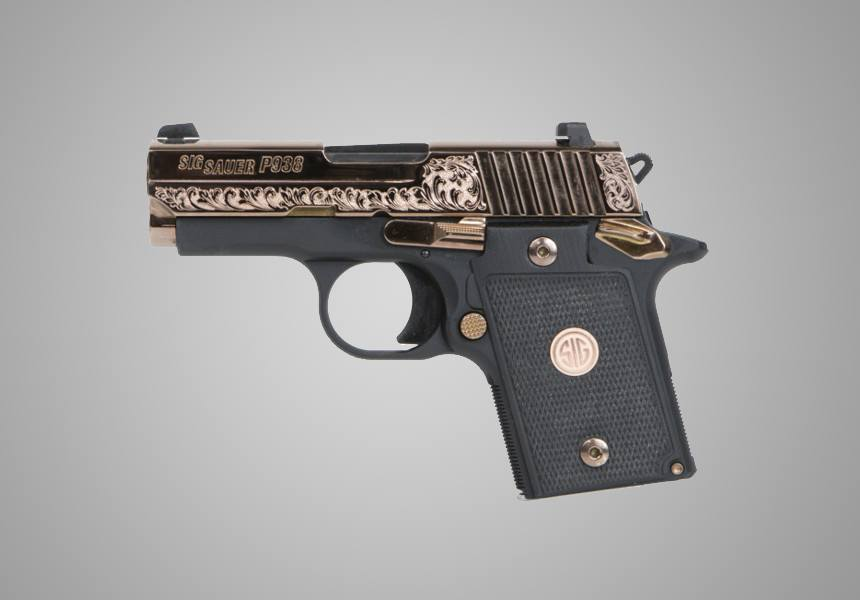 Sig P238 For Females