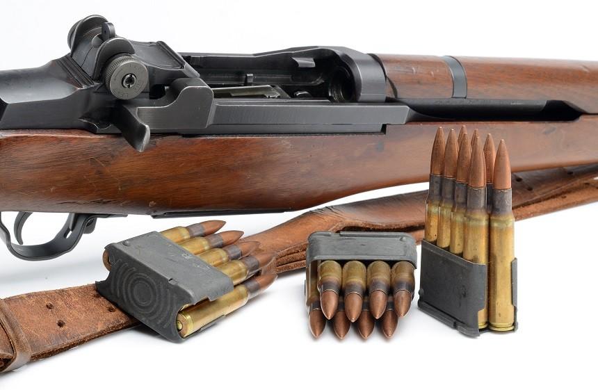 The Original Springfield M1 Garand