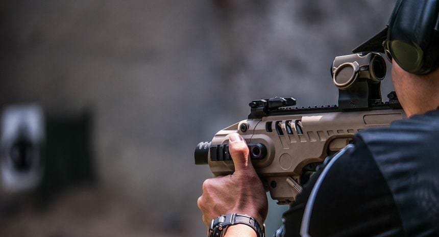 Best 9mm Pistol Caliber-Carbines: Our Favorites in 2019