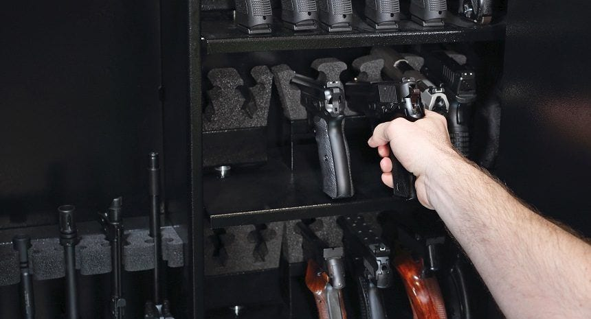 Best Gun Safes For Pistols & Long Guns in Every Budget (2019 Reviews)