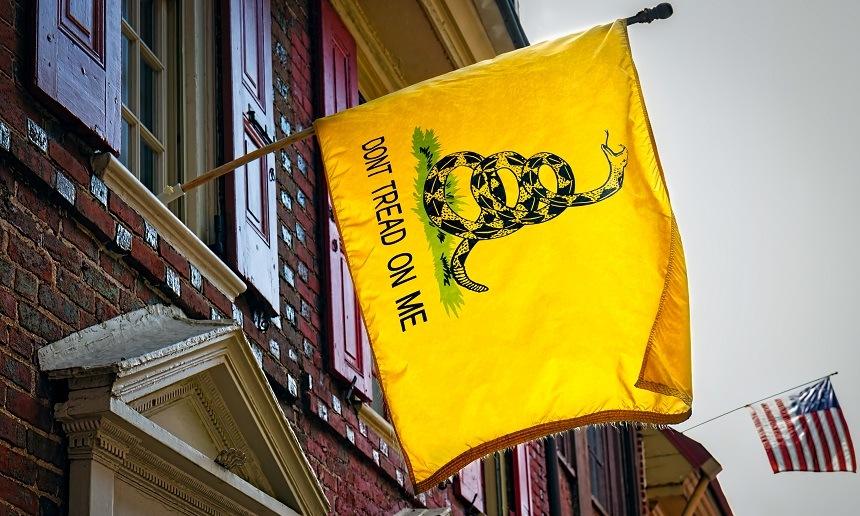 Christopher Gadsden Flag
