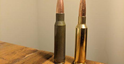 6.5 Creedmoor versus .308 Winchester