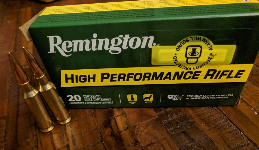 Remington Performance 6.5mm Creedmoor
