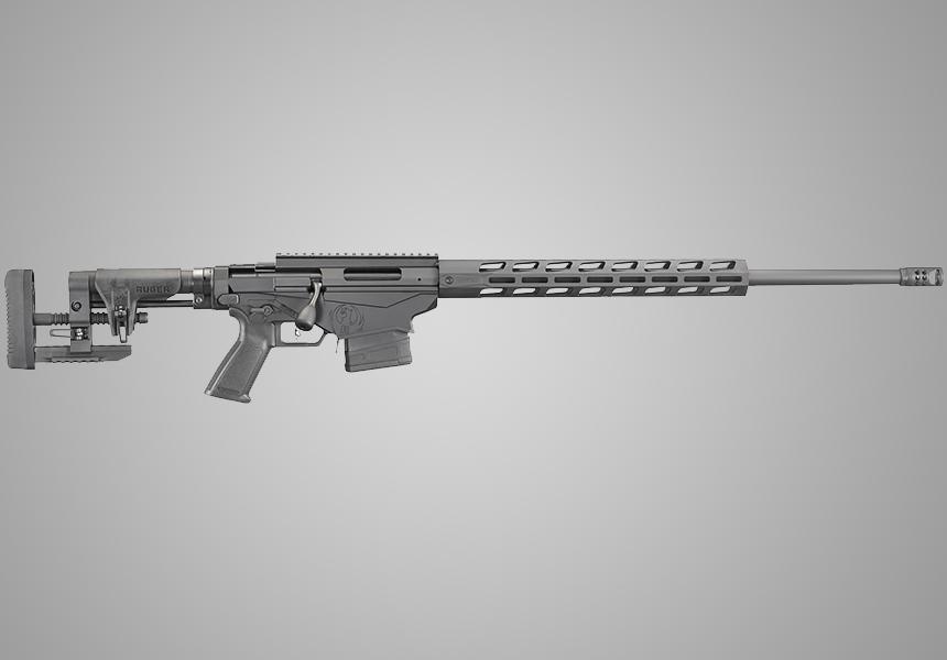 Ruger Precision Rifle Creedmoor