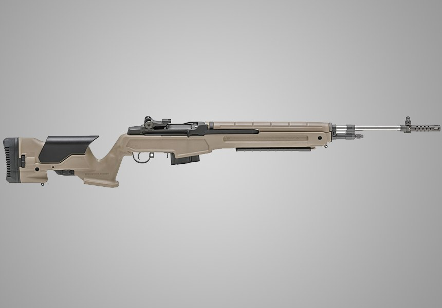 Springfield Loaded M1A Creedmoor