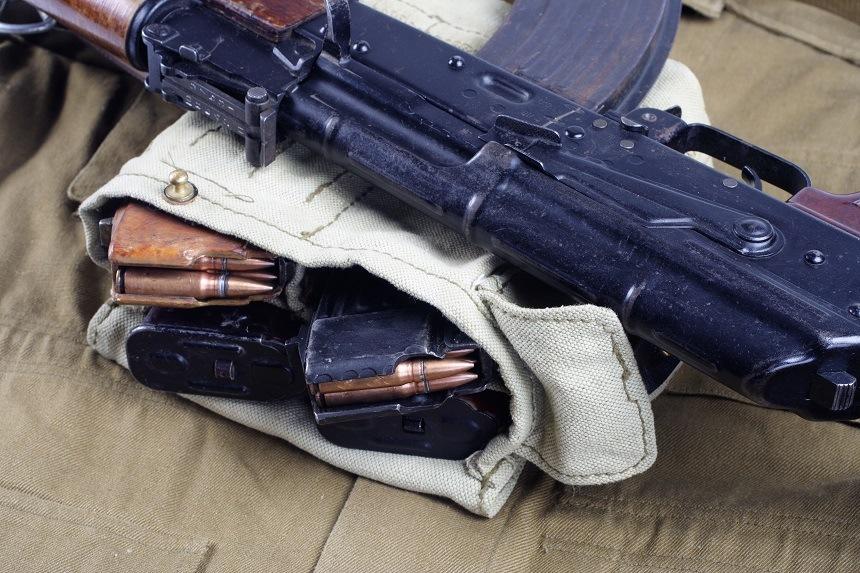 AK-47 Centerfire Rifle
