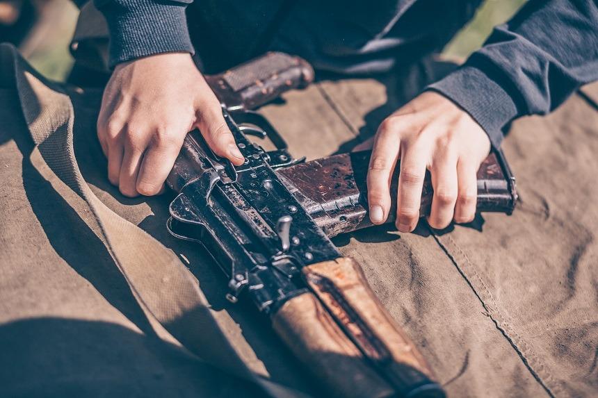 Modern AK47