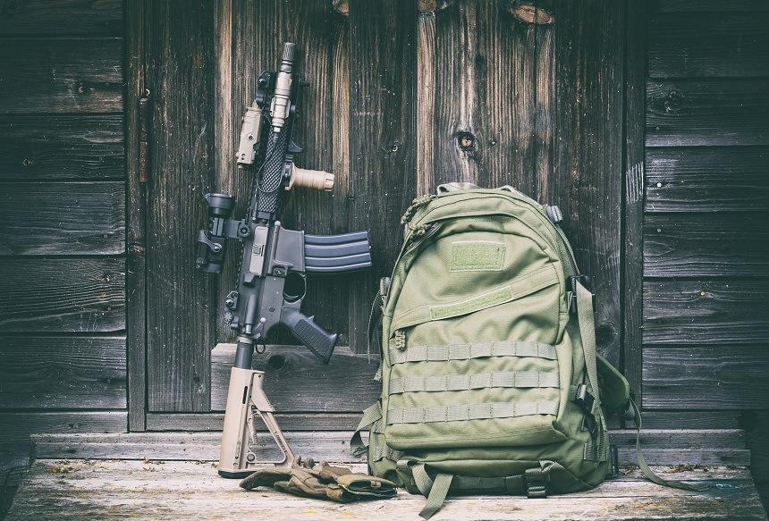 Modern American AR-15