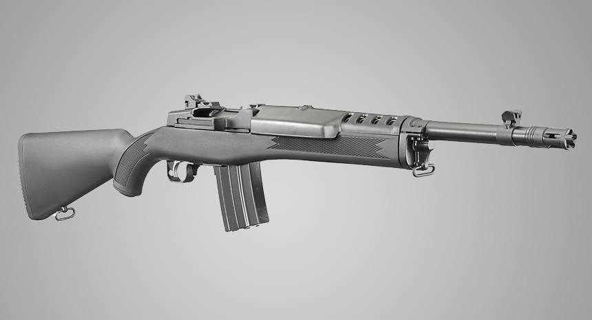 Ruger Mini-14 Tactical Review: An AR-15 Alternative
