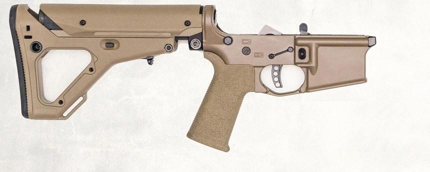 AR 15 Lower