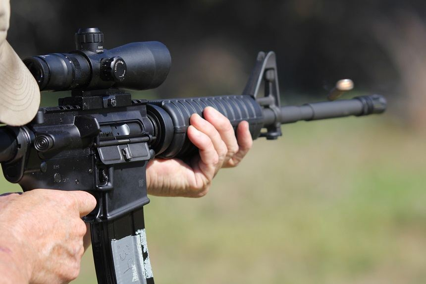 AR 15 Sight