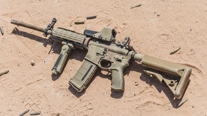 AR 15 Stock