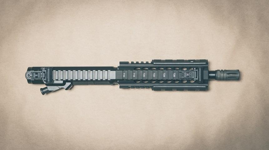 AR 15 Upper
