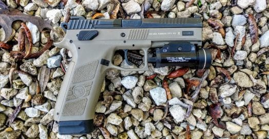 CZ-P09 Duty Pistol Review