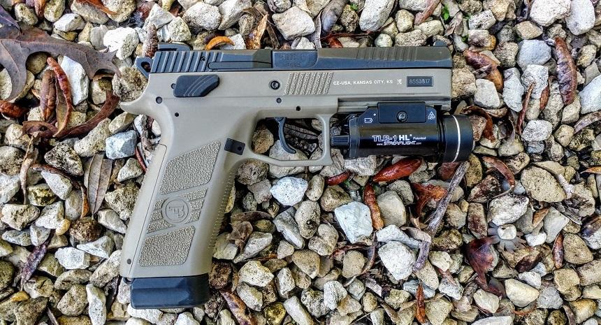 CZ P-09 (Duty Pistol) Handgun Review: Safety, Accuracy