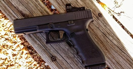 Glock 17 Pistol Review