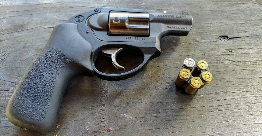 Ruger LCR 9MM Revolver Review